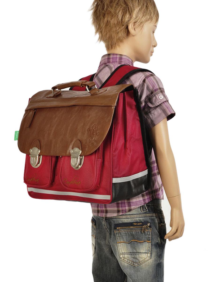 Школьный портфель Cameleon арт. CA35 13 литр, - фото 4