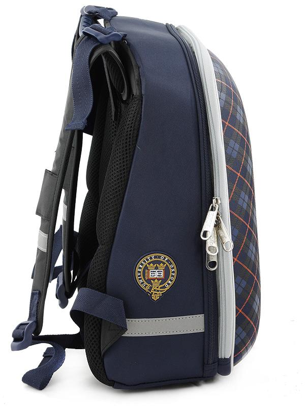 Школьный рюкзак OXFORD MIKE MAR 1008-161 синий + мешок, - фото 3