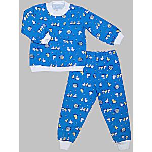Детская пижама теплая Лимпопо