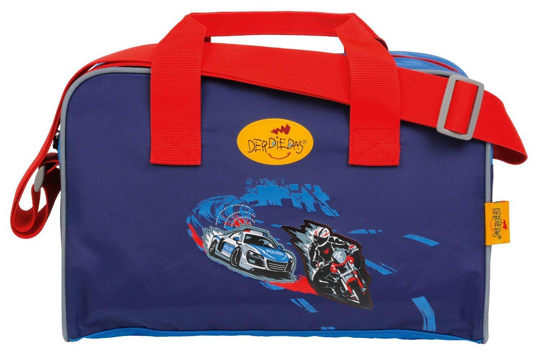 Школьный ранец DerDieDas ErgoFlex XL с наполнением Крутой Вираж, - фото 5