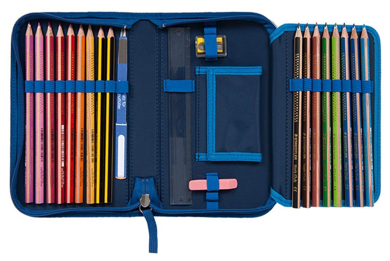 Школьный ранец DerDieDas ErgoFlex XL с наполнением Крутой Вираж, - фото 7