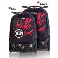 Рюкзак на колесиках Roller Nikidom Camo XL  арт. 9324 (27 литров), - фото 19