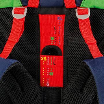 Школьный ранец DerDieDas ErgoFlex XL с наполнением Диско + нагрудный ремень, - фото 13