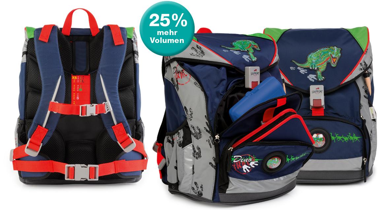 Школьный ранец DerDieDas ErgoFlex XL с наполнением Диско + нагрудный ремень, - фото 14