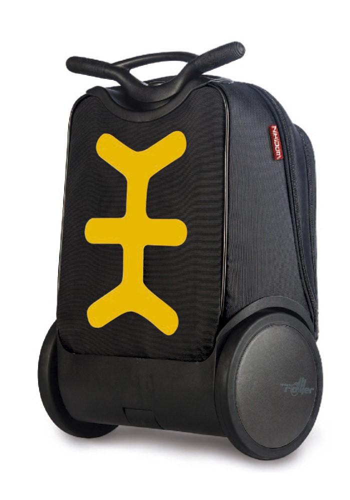 Рюкзак на колесиках Roller Nikidom Camo XL  арт. 9324 (27 литров), - фото 2